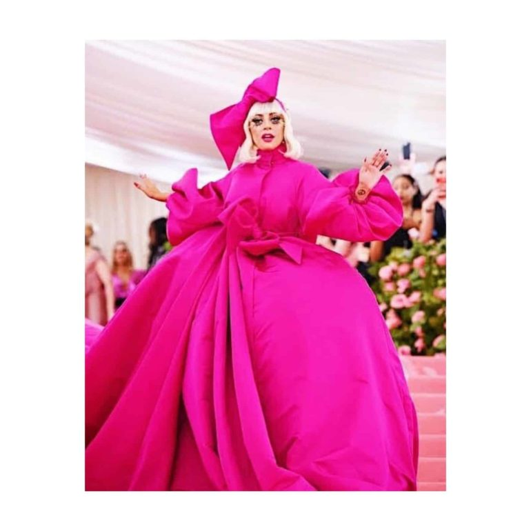lady gaga camp redcarpet met gala 2019